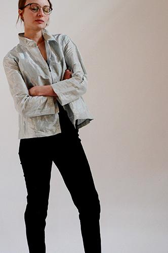 Andrea Reynders at Barbara Pizik