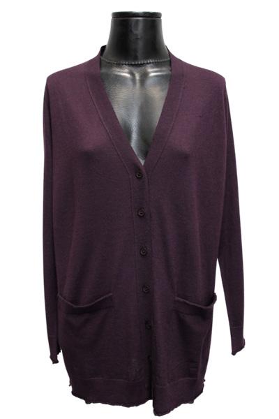 Barbara Pizik - Founder of Thea Luxury Knitwear - Cashmere Fall 2021 Collectionlongcardplum